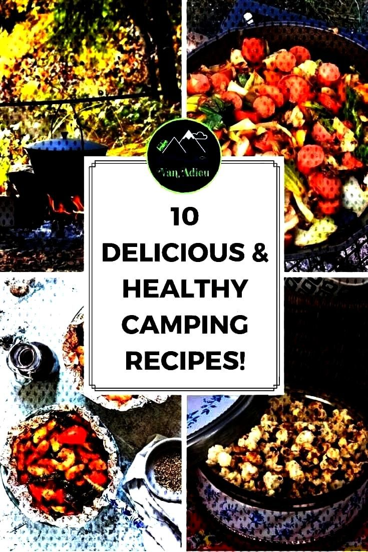 Healthy Camp Meals! From no cook to dutch oven to grilling out, these recipes will show yoand Easy