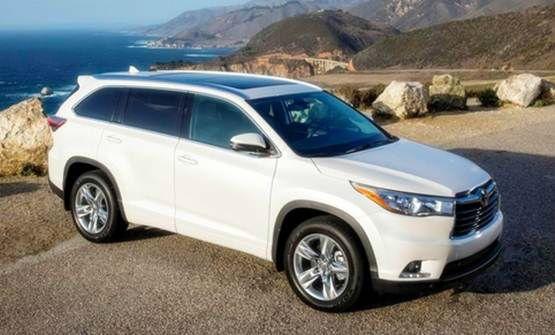 Toyota Highlander 2017 Lease >> 2016 Toyota Highlander Limited Platinum Toyota 2015 Toyota