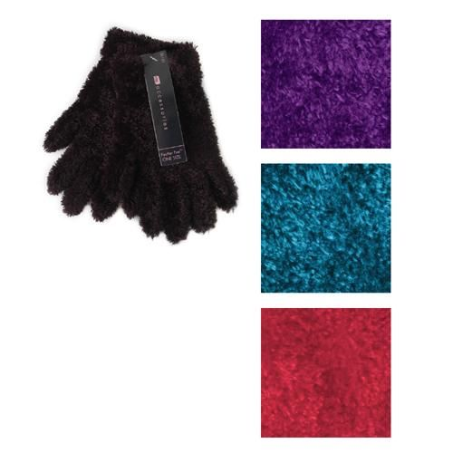 GIRL/'S SUPER SOFT FEATHER GLOVES LUXURY FEEL MAGIC GLOVES WOMENS LADIES NEW