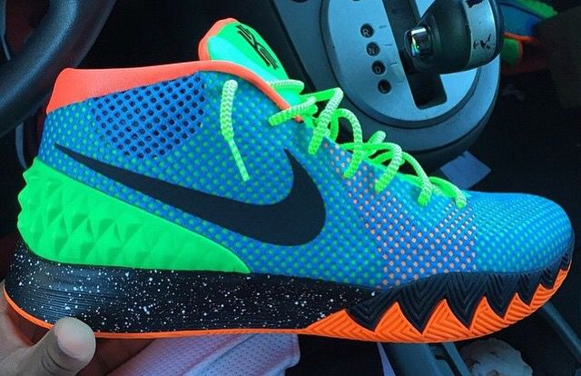 check out 0fa93 058d4 Nike ID Kyrie1 basketball bmj | I want it | Nike shoes, Shoes ...