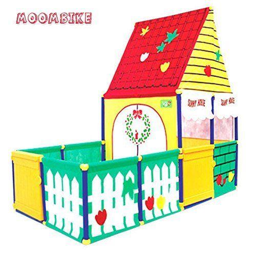 Explore House Tent Kids House and more! Little Tikes ...  sc 1 st  Pinterest & Little Tikes Princess Cape Cottage Playhouse Pink | Amazon ...