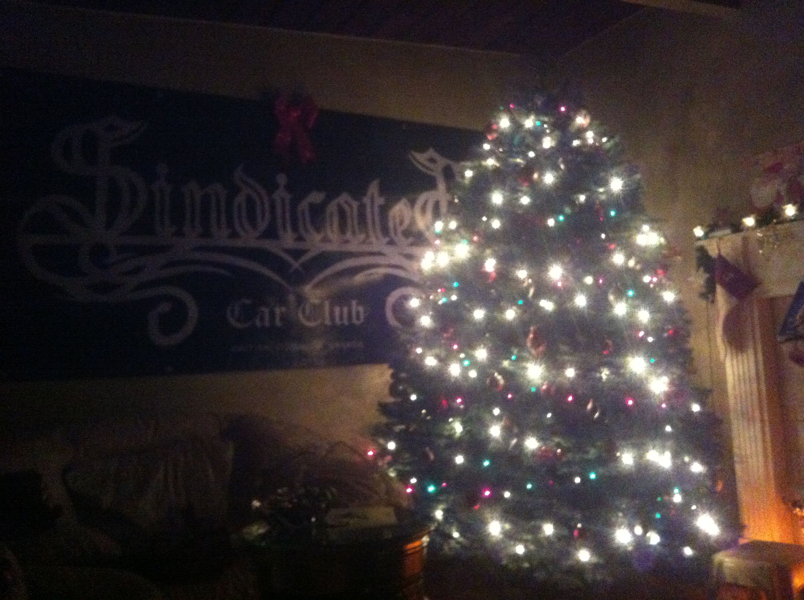 Christmas 2013 SindicateS Car Club