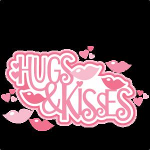 Hugs & Kisses Title: Miss Kate Cuttables--  SVG scrapbook cut file cute clipart files for silhouette cricut pazzles free svgs free svg cuts cute cut files