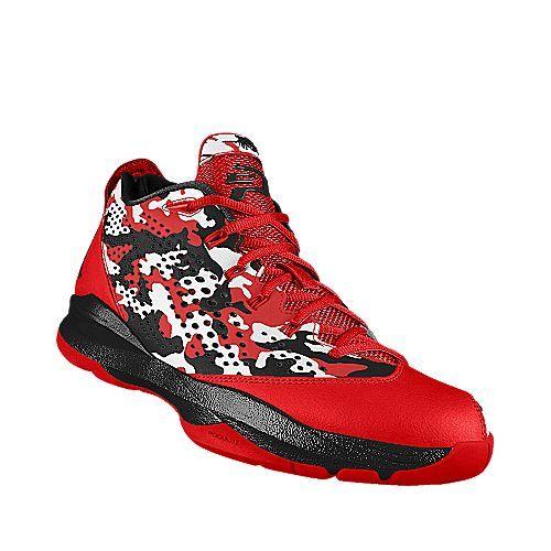 super popular eddf6 40254 ... promo code for nike cp7 custom camo hoop shoes with black soles 01b07  b9a25