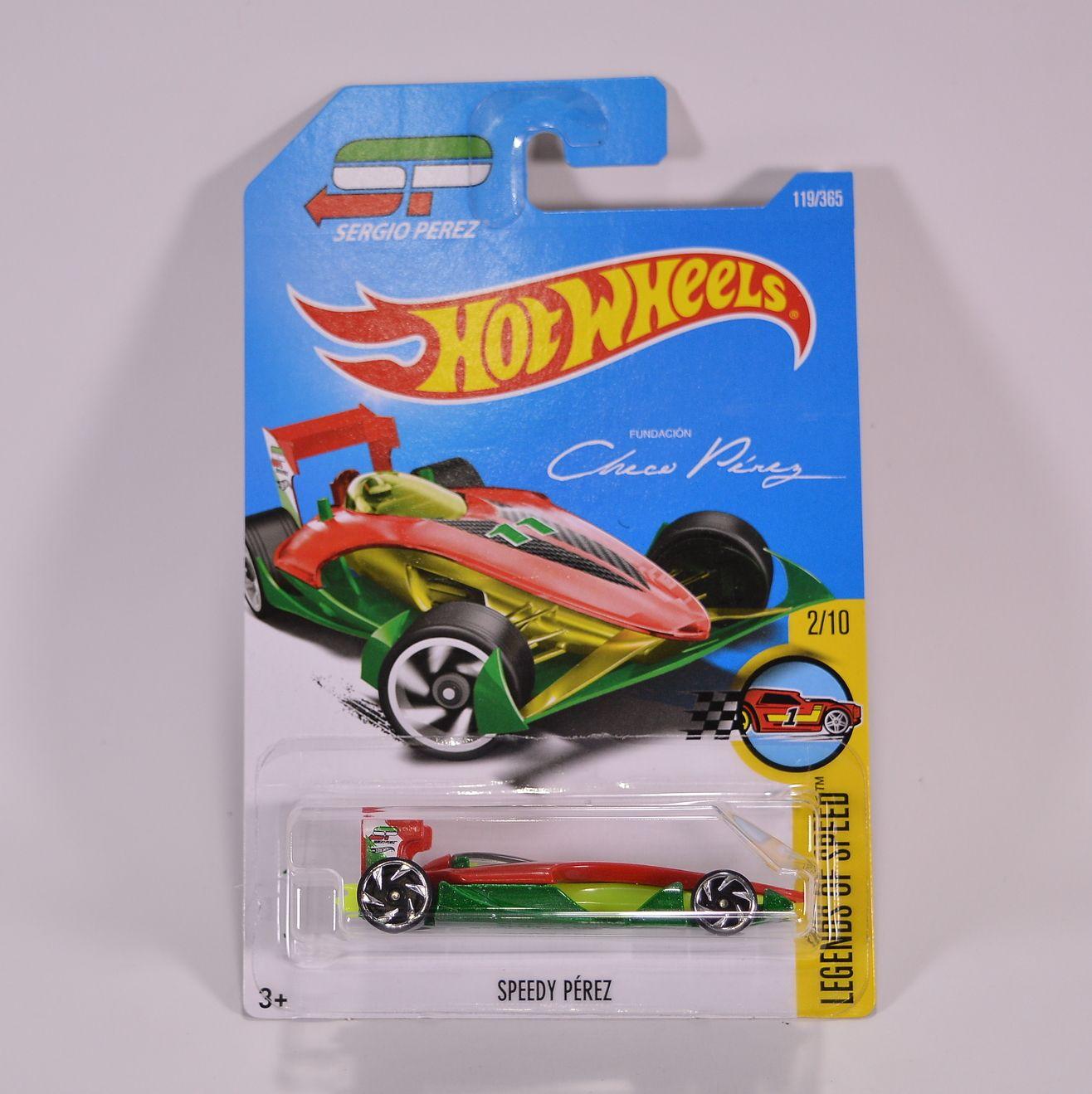 Hot Wheels Speedy Perez