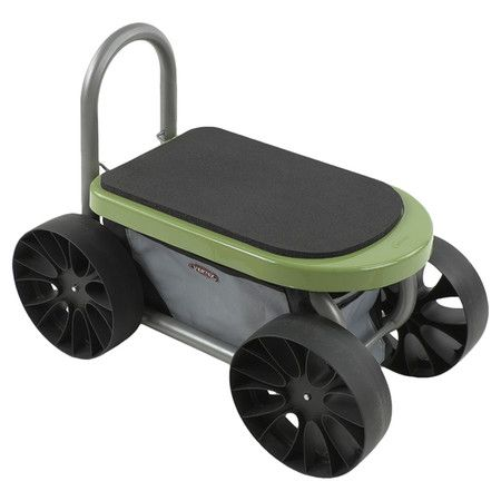 Found It At Wayfair   Easy Up Gardening Scooter In Green