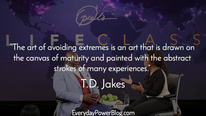 Best TD Jakes Quotes About Destiny Relationships And Success Simple Relationship Quotes By Td Jakes