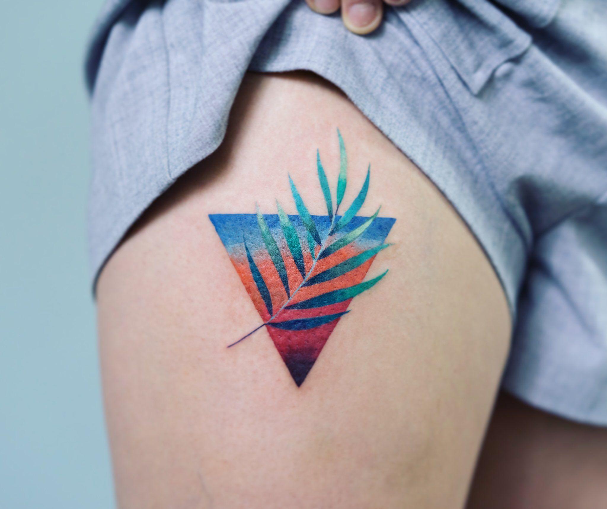 희야 (zihee_tattooist) Twitter Tattoos for women