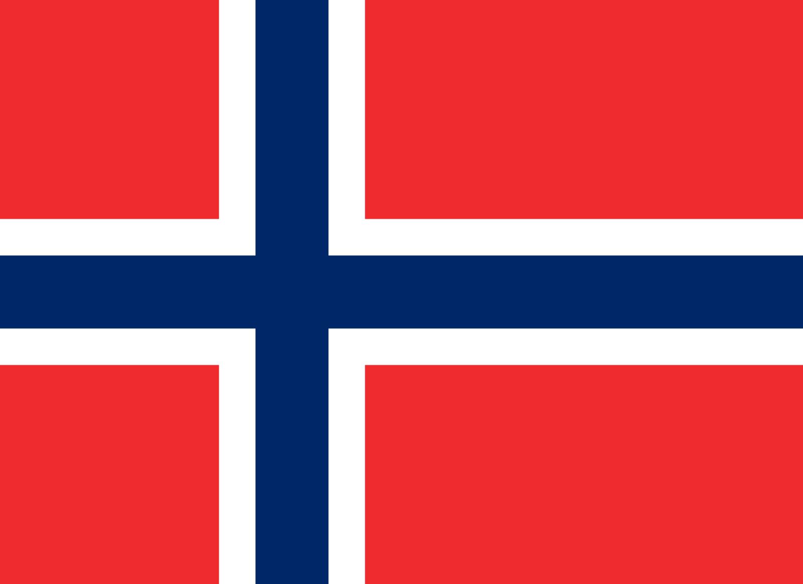 Bandera de Noruega | Vodka Christiania | Pinterest | Bandera de ...