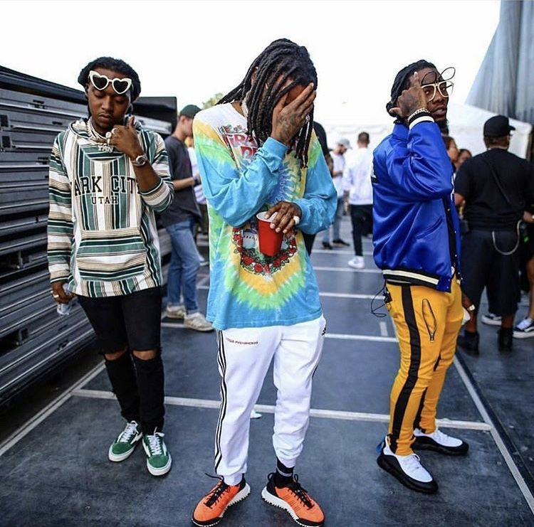 The Migos x Quavo x Offset x Takeoff