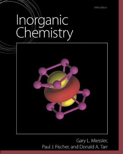 Inorganic chemistry 5th edition by gary l miessler mrababu inorganic chemistry 5th edition by gary l miessler fandeluxe Images