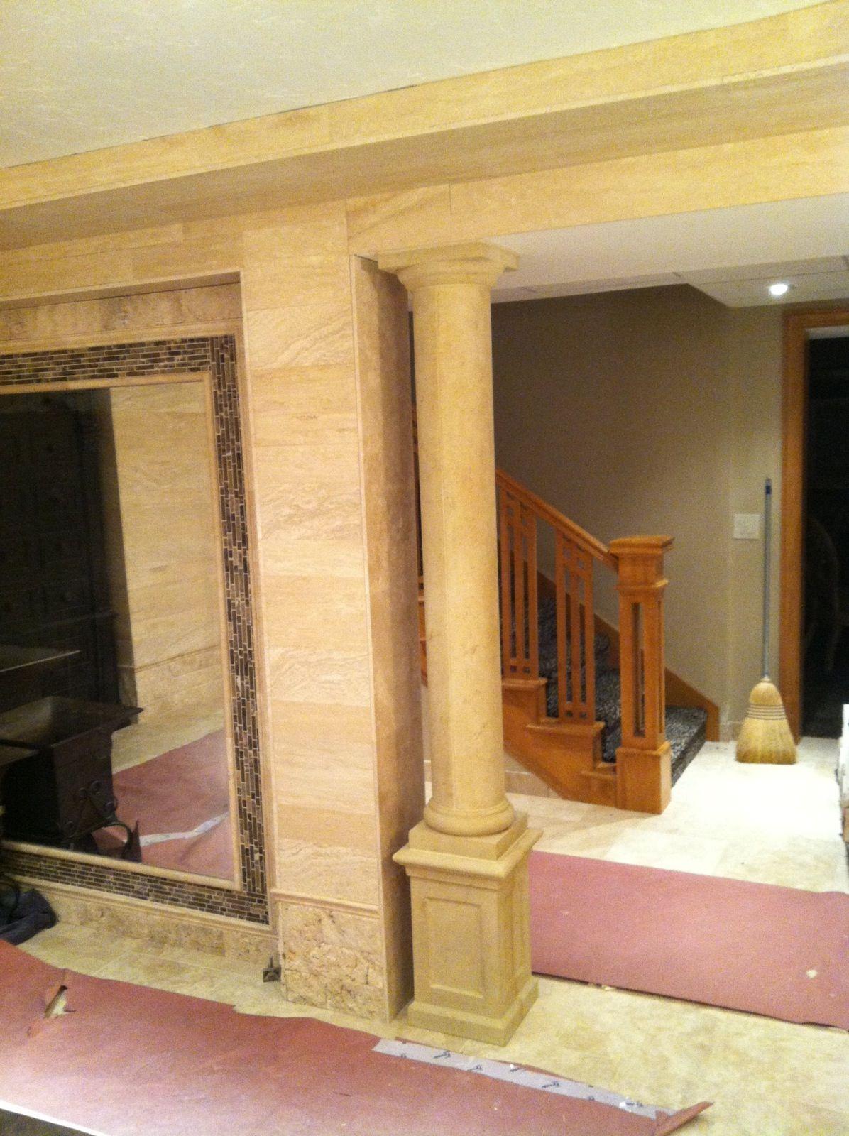 interior cast stone arches mouldings cast stone gfrc trim