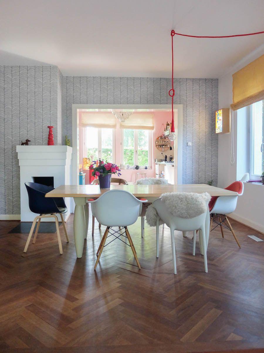 Zu Besuch bei uns oder: Wir renovieren Küche, Essbereich und ...
