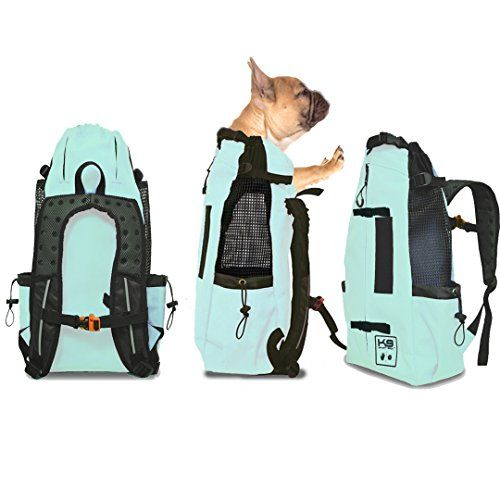 4ff1c5041b7f K9 Sport Sack AIR Pet Carrier Backpack For Small and Medium Dogs Front  Facing Adjustable Pack Veterinarian Approved Safe Bag For Travel To Carry  Canine ...
