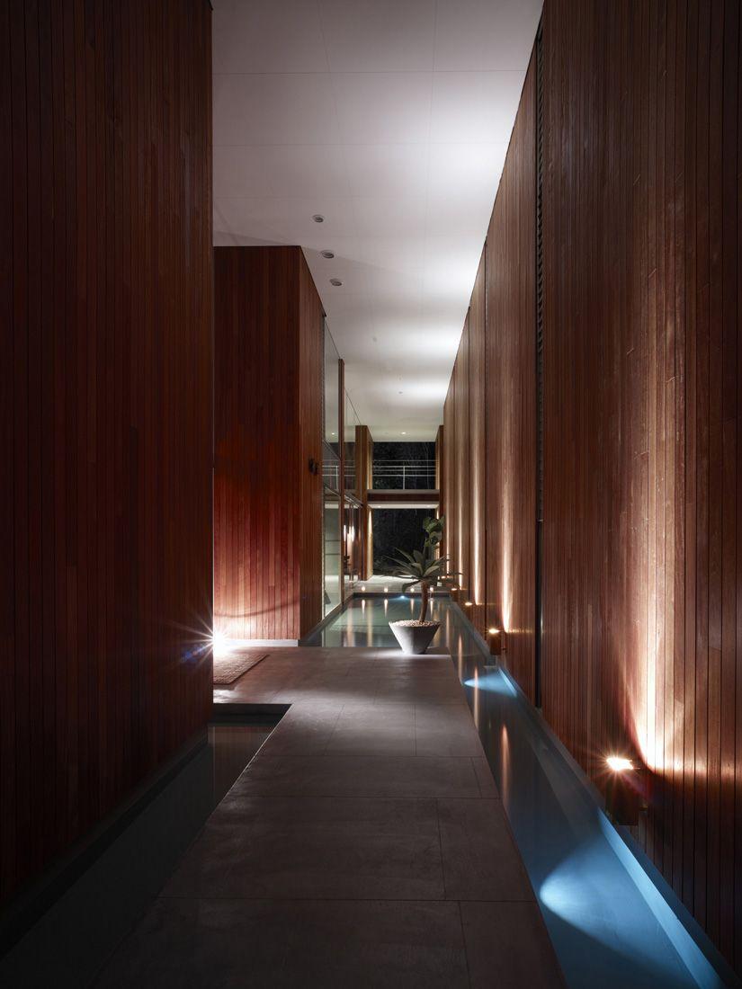 Contemporary Resort Corridor Design