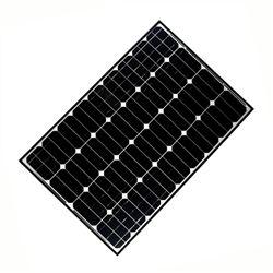 Solar Panel Monocrystalline 24v 100w Aleko Solar Panels Best Solar Panels Monocrystalline Solar Panels