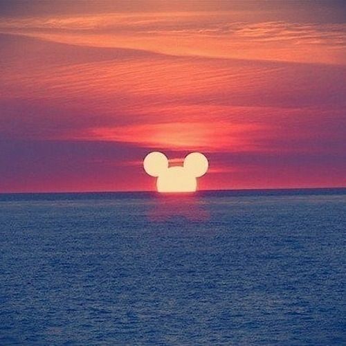 disney sunset