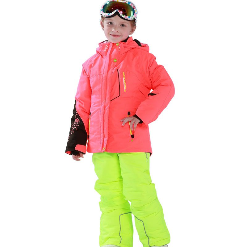 645567057 Find More Skiing Jackets Information about Phibee Kids Ski Jacket ...