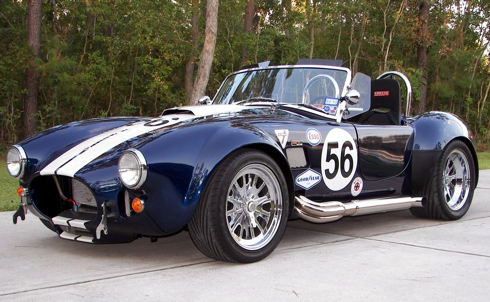 1965 Shelby Cobra Replica By Backdraft Racing Ford Shelby Cobra