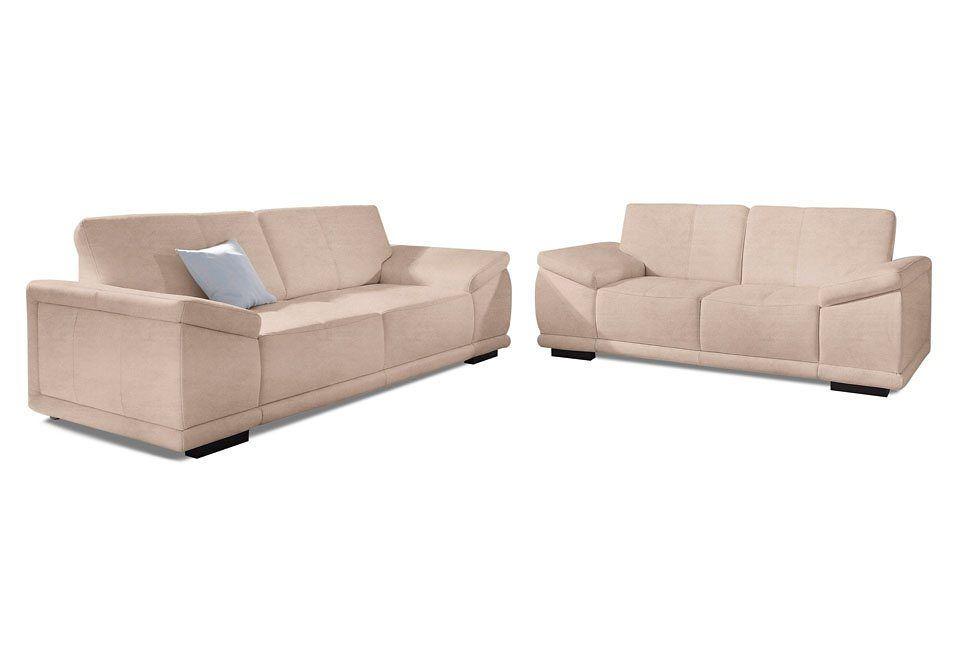 Sit More Spar Set 3 Sitzer Und 2 5 Sitzer 3 Sitzer Sofa Sofas Und Couch