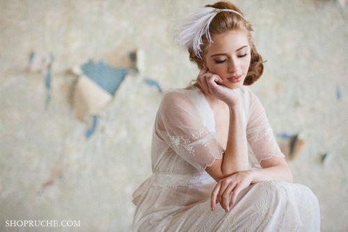 ruche bridal. LOVE