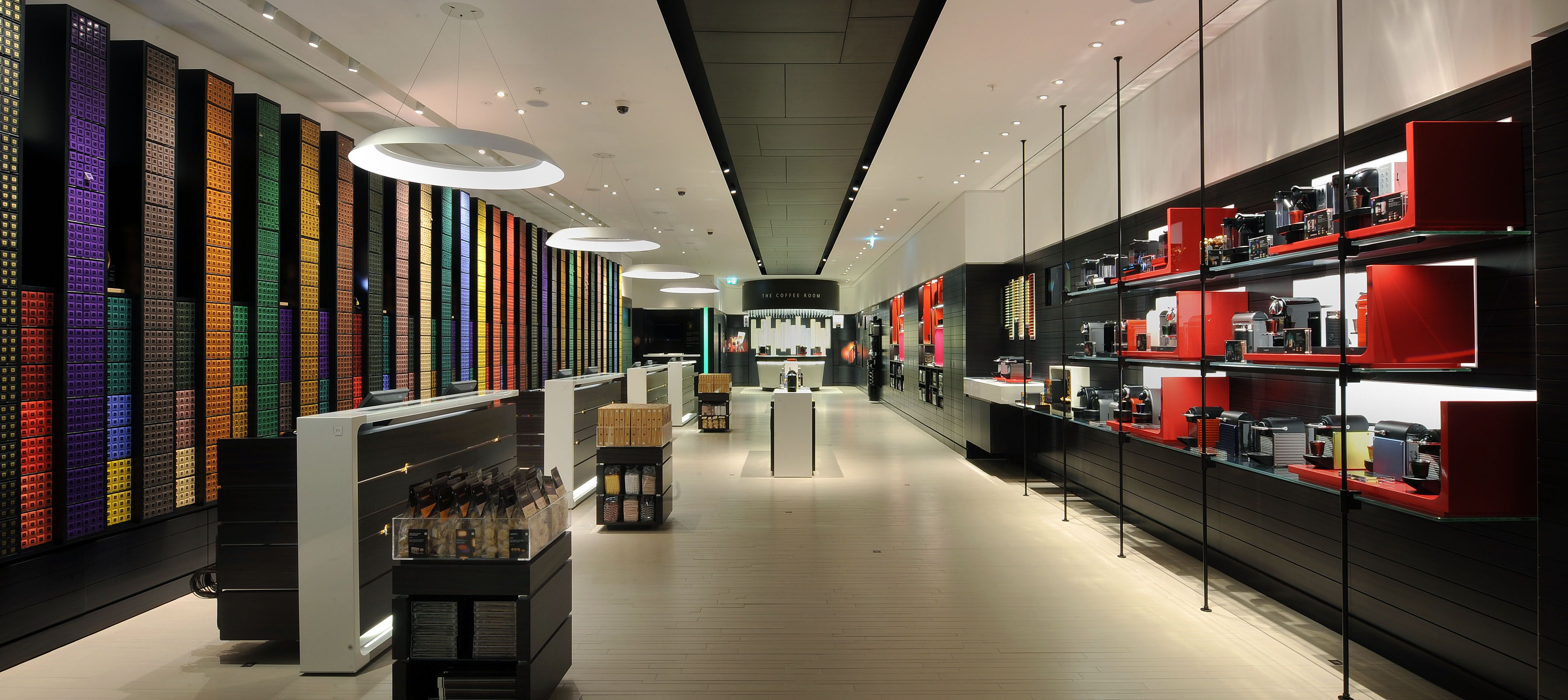 Nespresso boutique paris