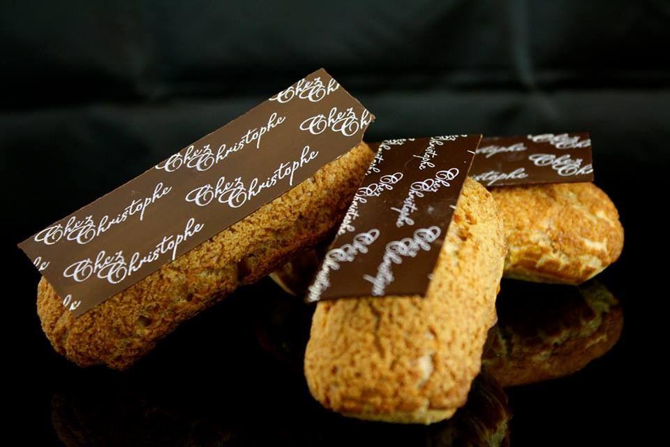Chocolate eclair origin