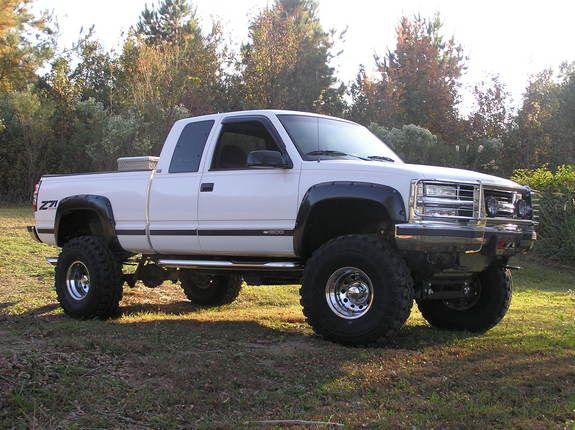 Pin By Robert Shorette Jr On Chevy Trucks Lifted Trucks Jacked Up Trucks