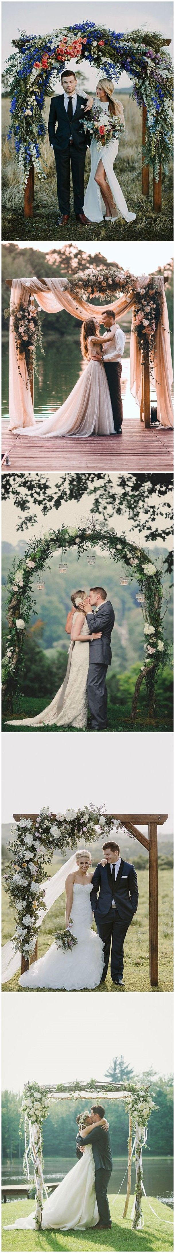 20 diy floral wedding arch decoration ideas floral wedding arch 20 diy floral wedding arch decoration ideas junglespirit Images