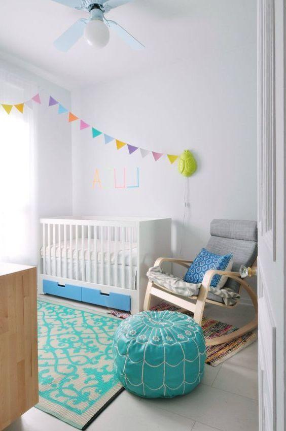 Babyzimmer komplett einrichten mit Ikea \u2013 31 Ikea Hacks und
