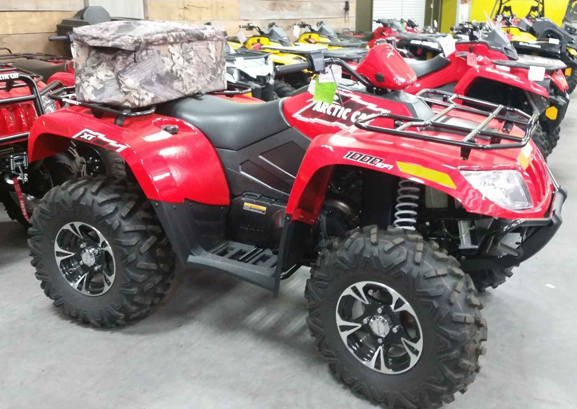 New 2015 Arctic Cat 1000 Xt Eps Atvs For Sale In Georgia If You