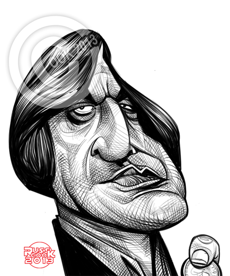 Javier_Bardem_Anton_Chigurh_caricature_Russ_Cook_drawing_sketch_pencil_funny_portrait_cartoon_Russell_actor_no_country_for_old_men.png 454×544 pixels