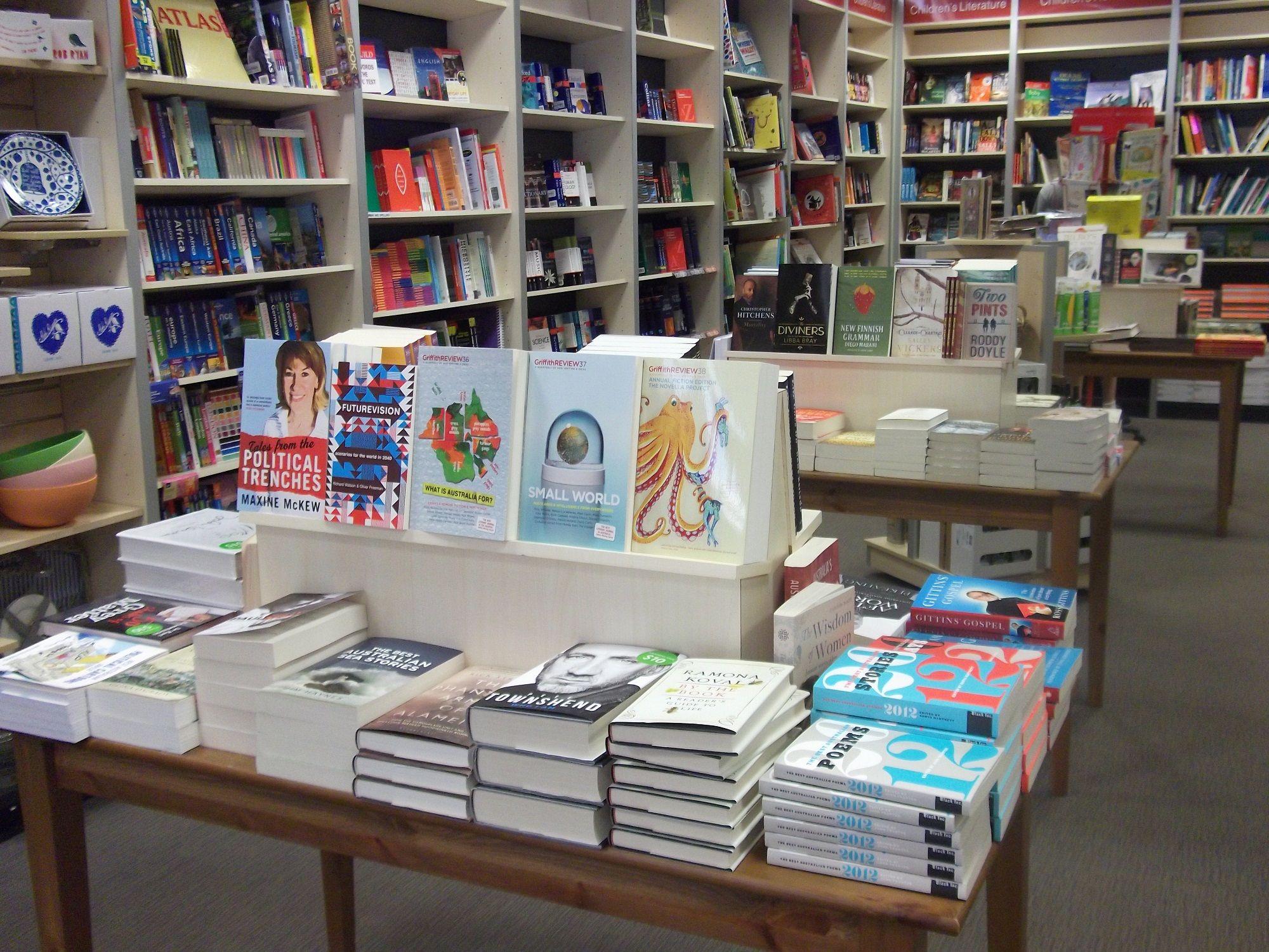 The Coop Bookshop Macquarie University