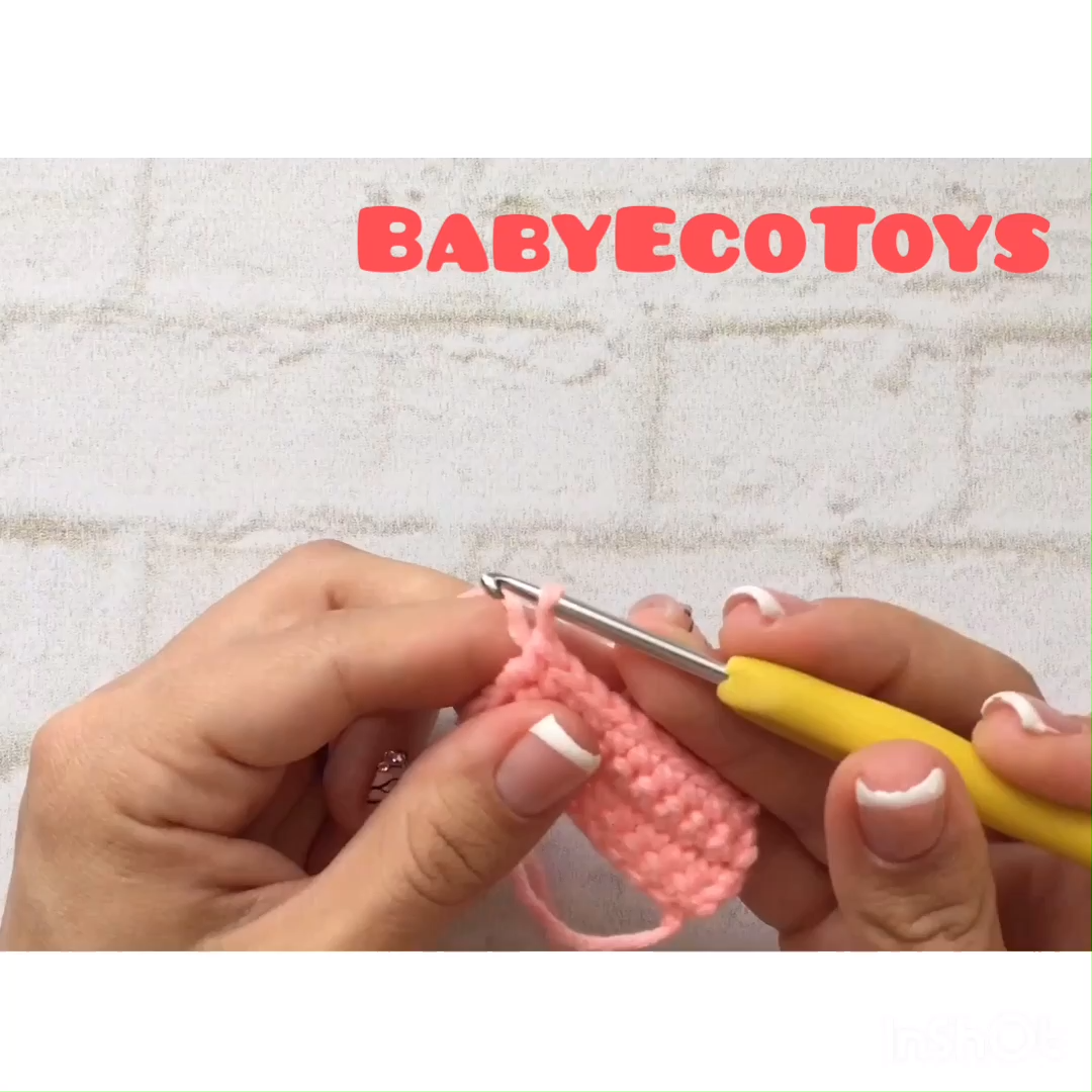 Photo of How to Crochet slip stitch sl st