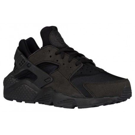 599c2e71aaf1 Nike Air Huarache - Women s - Running - Shoes - Black Black-sku ...