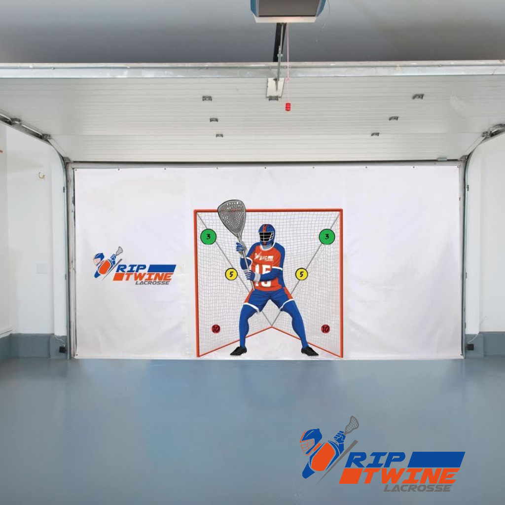 It S Getting Cooler Outside So Don T Stop Practicing Just Come Indoors Rip Twine Is Here To Help Lax Lacrosse Indoors Lacrosse Lacrosse Player Storage