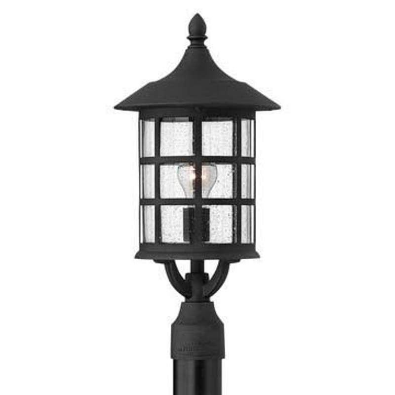 Hinkley Lighting 1801 Post Mount Lighting Led Post Lights Outdoor Post Lights