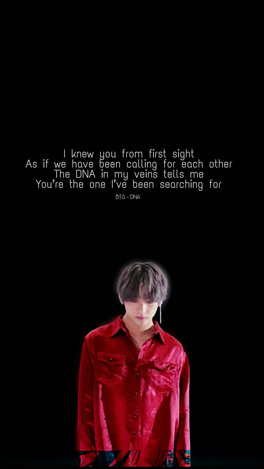 i knew you from the first sight bts dna v s part bts