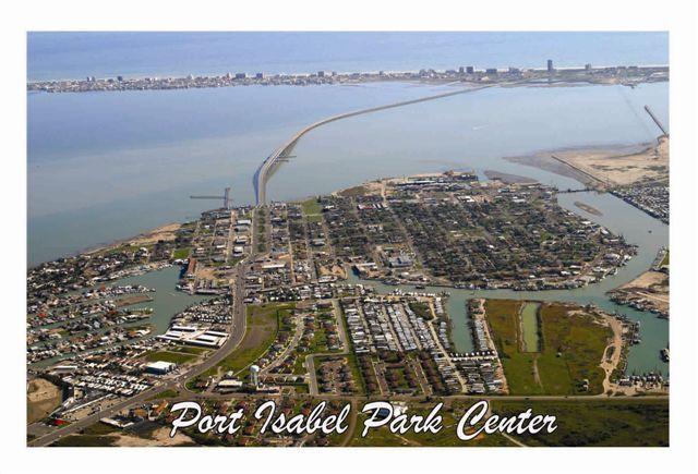 Port Isabel Park Center Port Isabel Texas South Gulf