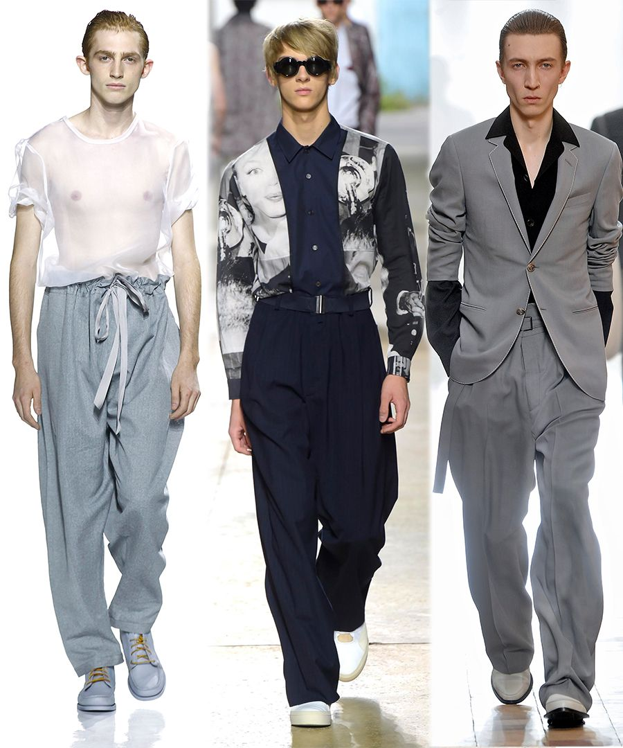 Spring and summer fashion trends for men fashion