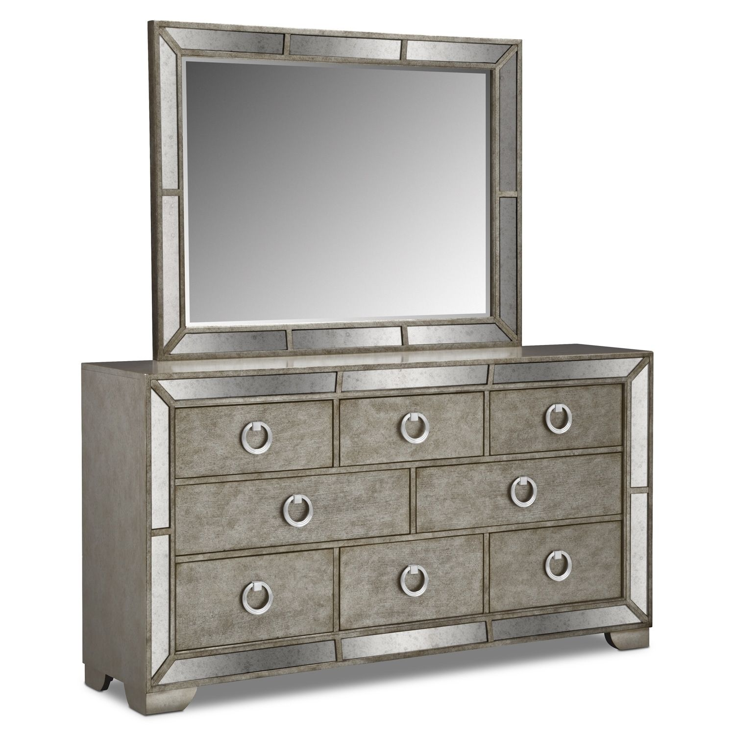 Cool bedroom furniture mirrored furniture office furniture mirrored vanity luxury furniture