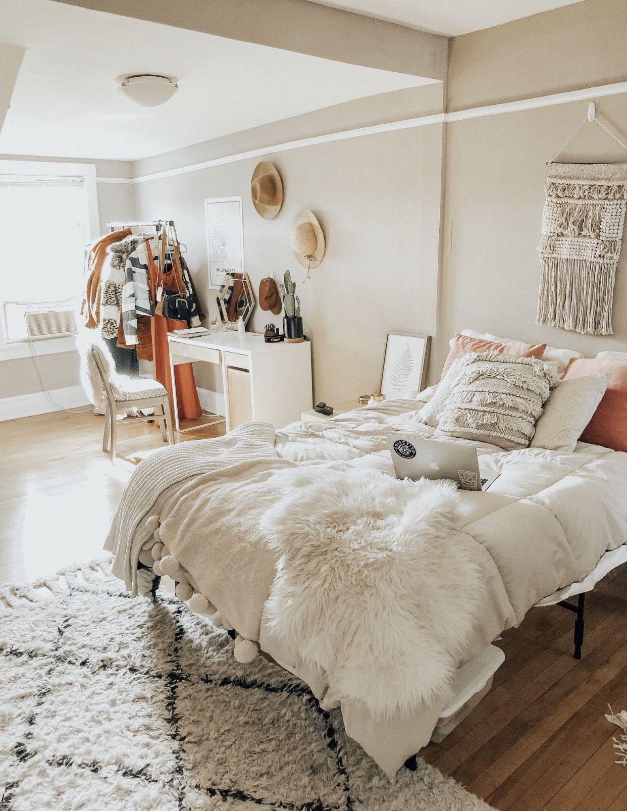 Cute Bedrooms Interior Design Ideas 2020 With Images Cozy Dorm
