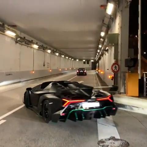 Lamborghini Veneno Roadster #lamborghiniveneno