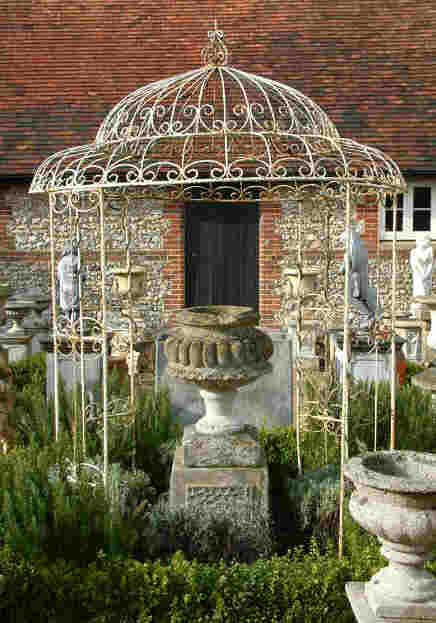 The real deal, garden antiques.