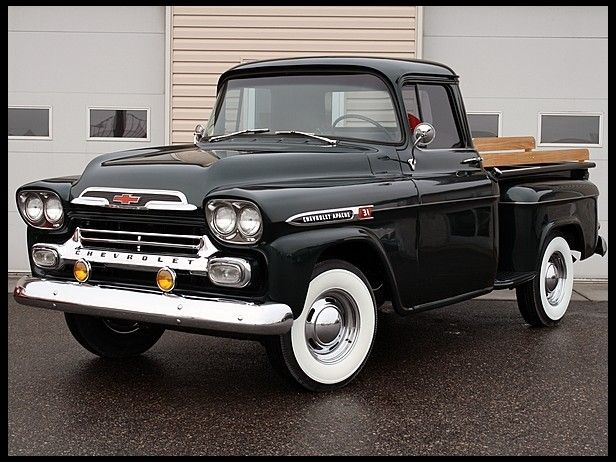 1959 Chevrolet Apache Pickup Like Going Fast Call Or Click