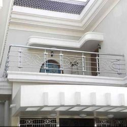 metal craft stainless steel balcony grills send sms send inquiry ...