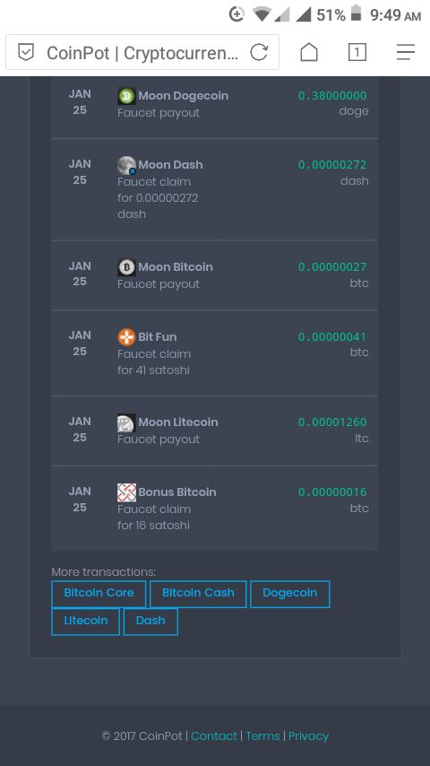 btc site list