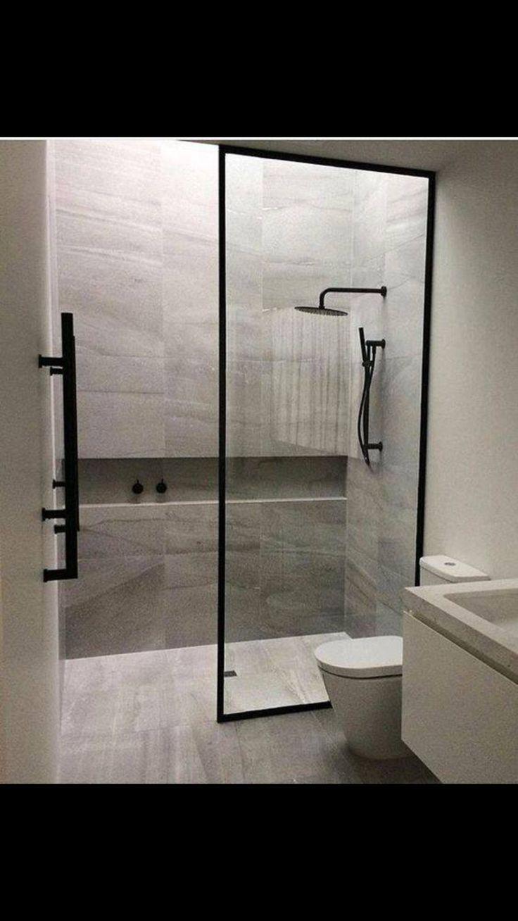 Die Farbe des Bodens für das Badezimmer Badgestaltung
