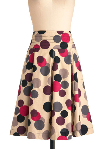 Running in Circles Skirt, #ModCloth