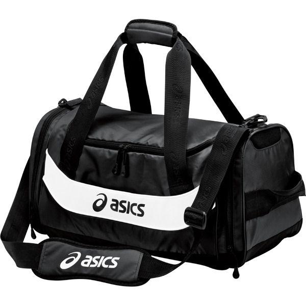 Asics Zr1944 Edge Small Duffle Bag In Black